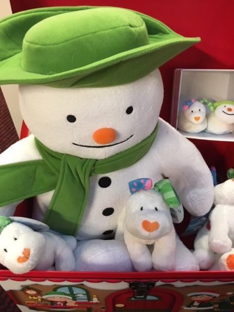 soft snowman