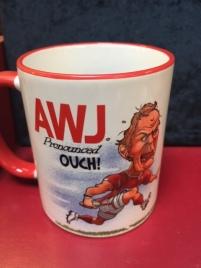 welsh awj mug