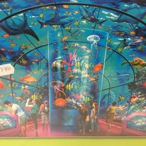 aquarium jigsaw puzzle