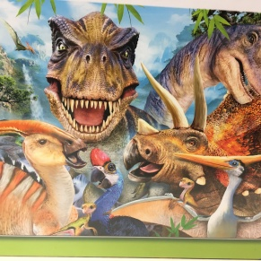 dinosaurs jigsaw puzzle 300 pieces