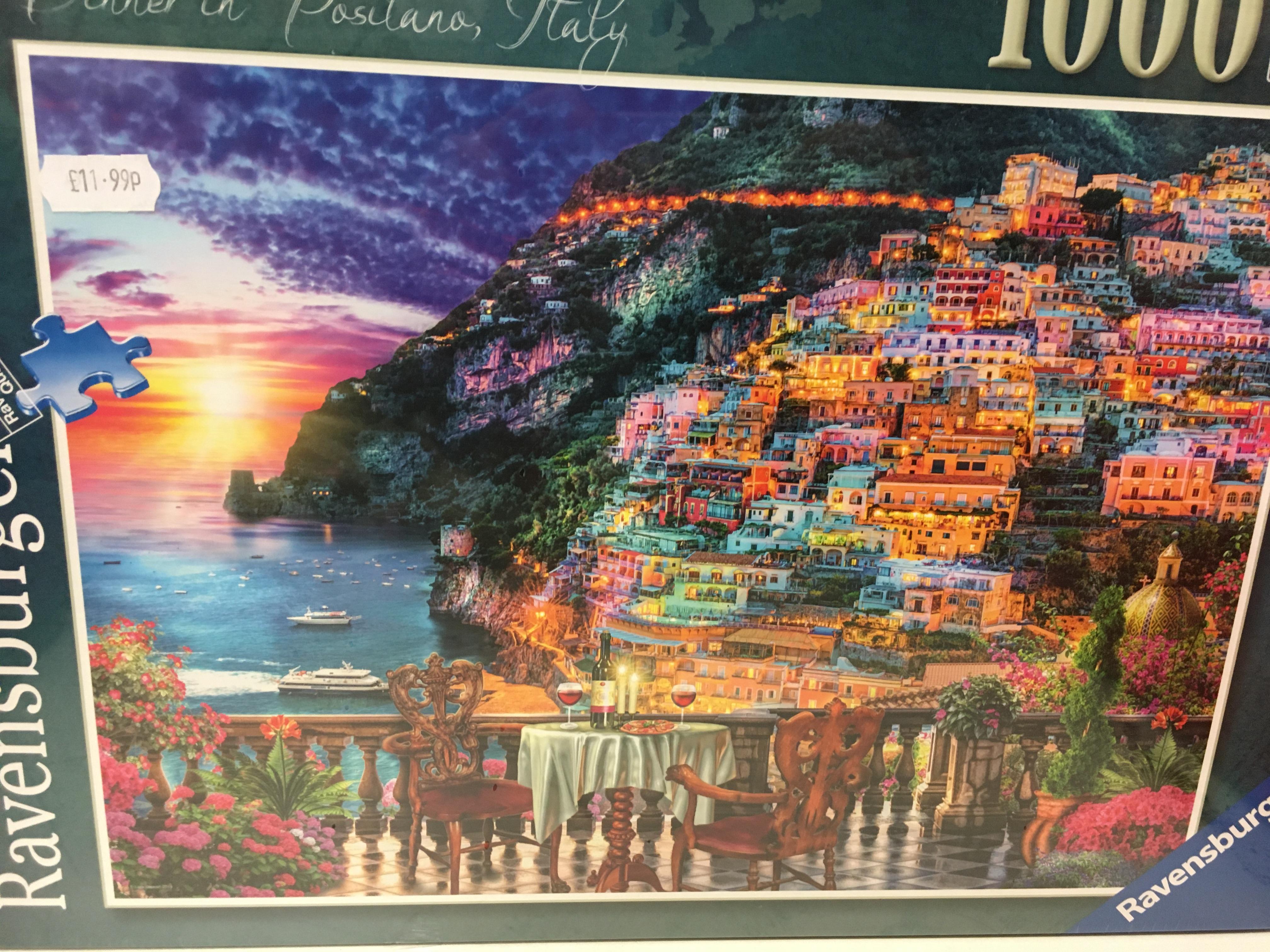 jigsaw puzzle 1000 pc Sugar & Spice