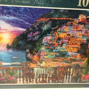 italy 1000 piece jigsaw