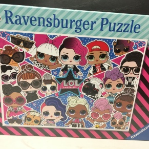 lol surprise doll jigsaw puzzle