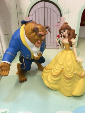 beauty and the beast couple