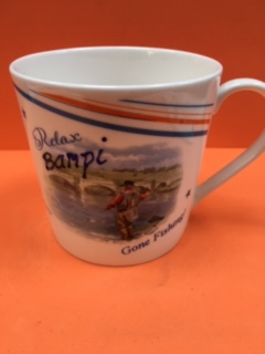 01 fishing bampi mug