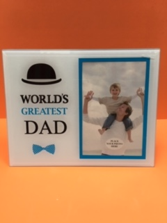 02 worlds greatest dad photo frame