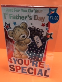 c - 1st fathers day special