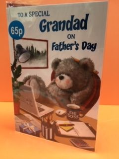 c - grandad special on fathers day