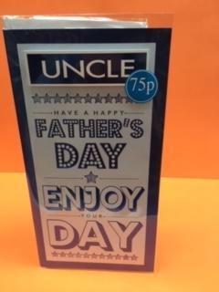 c. uncle