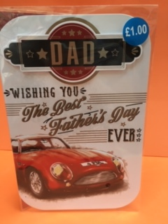 FD dad best fathers day ever