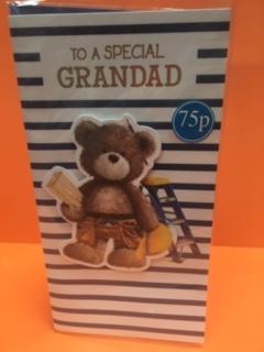 new. special grandad