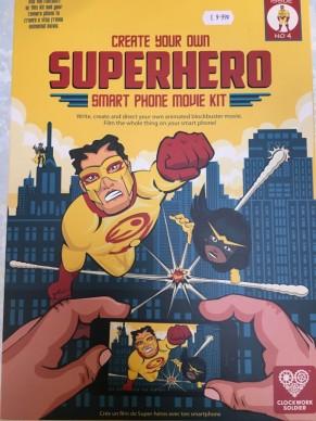 cc superhero kit