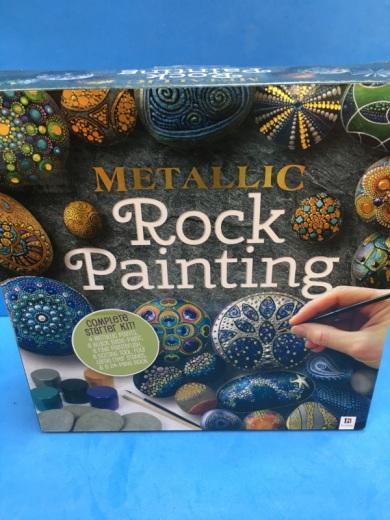 metallic rock
