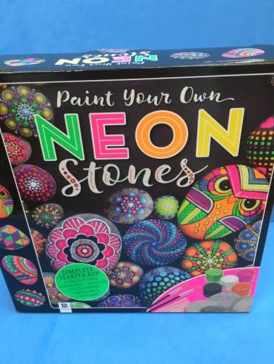 neon stones