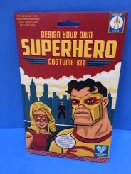 superhero costume kit