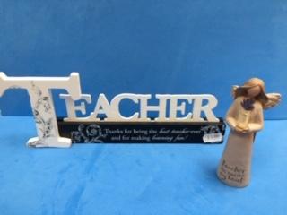 teacher and angel