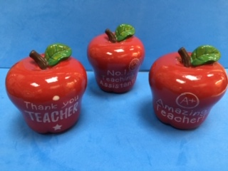 teacher apples