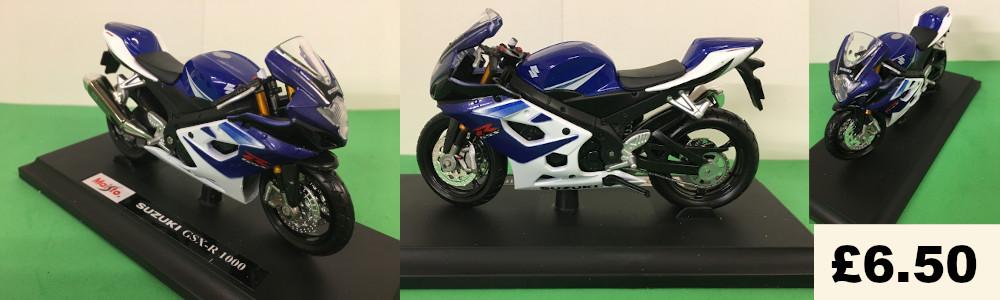 suzuki model bike