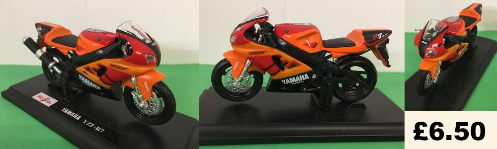 yamaha model bike